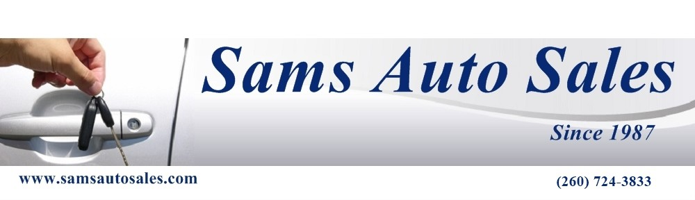 Sams Auto Sales >> Sam's Auto Sales | Used Cars for Sale | Auto Body Work ...